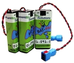 1.5 volt AAA Battery Pack - 3 Pack