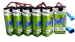 3 volt AAA Battery Pack - 6 Pack