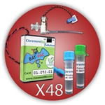 Item# 01.350.48 PureLyse® Bacterial gDNA Extraction Kit - 48 Preps